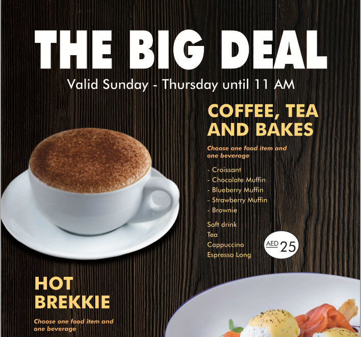 Big Deal Snapshot - THE COFFEE CLUB