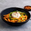Penne with Burrata